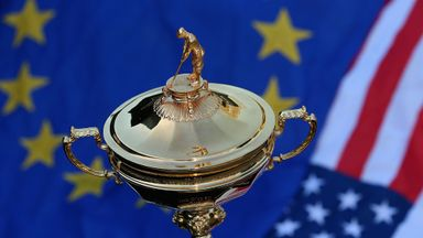 The Ryder Cup takes place at Hazeltine this autumn