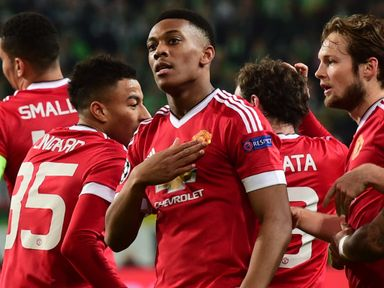 Manchester United are facing FC Midtjylland