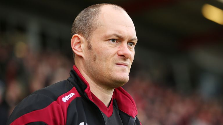 Alex Neil has now signed two strikers in the January window