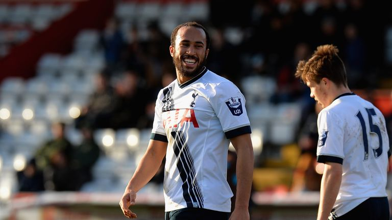 Andros Townsend has fallen out of favour at White Hart Lane this season