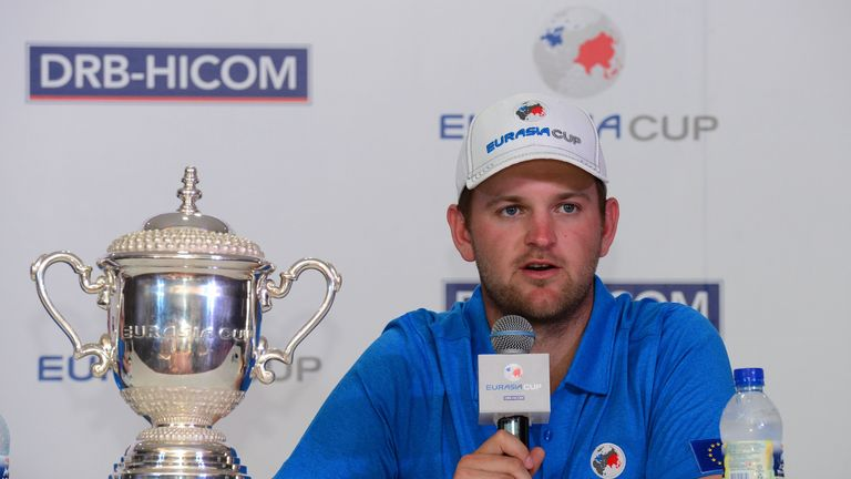 Wiesberger is still hopefully of reaching Europe's Ryder Cup side this autumn