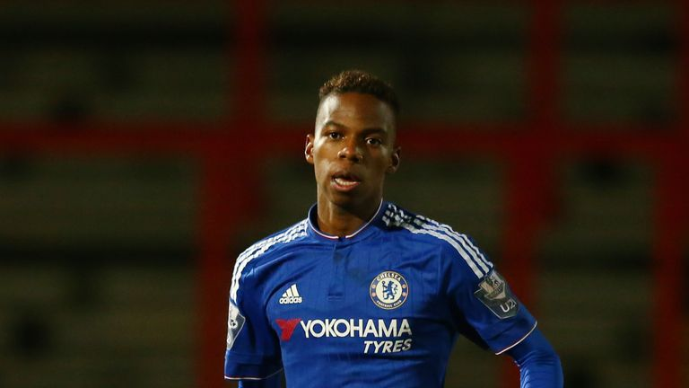 Charly Musonda has moved to Real Betis on loan