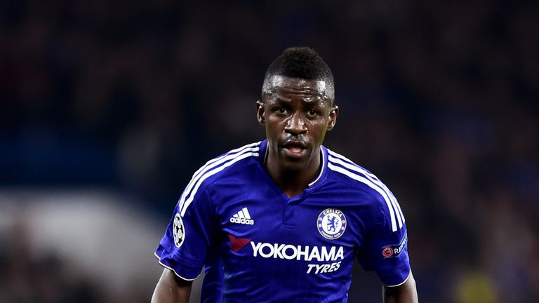 Ramires has swapped Stamford Bridge for China