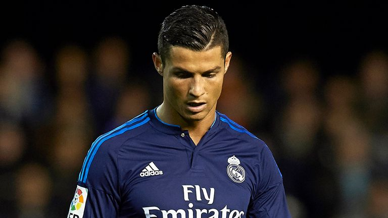 Ronaldo was reported to be unhappy with life under Rafael Benitez