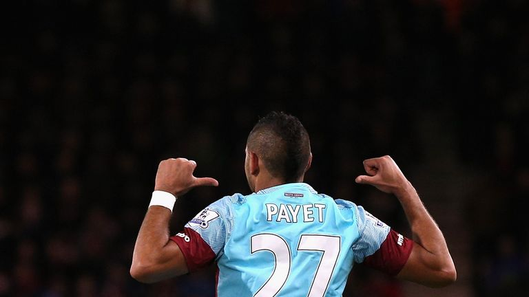 Payet has been vital to West Ham's fine season