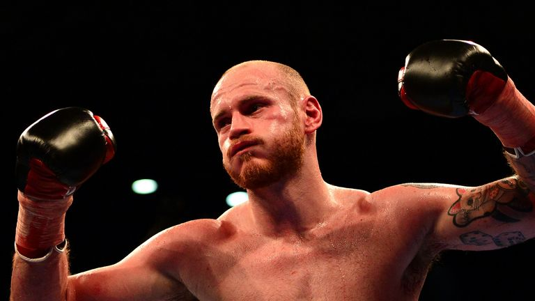 George Groves would not rule out an MMA fight in the future
