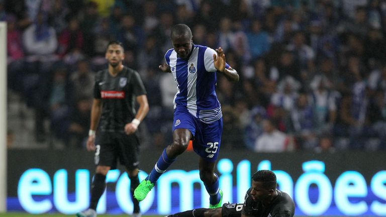 Porto's Giannelli Imbula has been linked with several Premier League teams