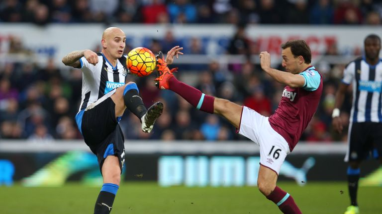 newcastle vs west ham - photo #39