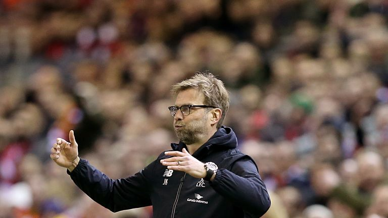 Jurgen Klopp hailed his young Liverpool side after they earned another FA Cup replay