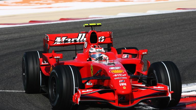 ferrari's f1 cars from the last 10 years in pictures | f1 news