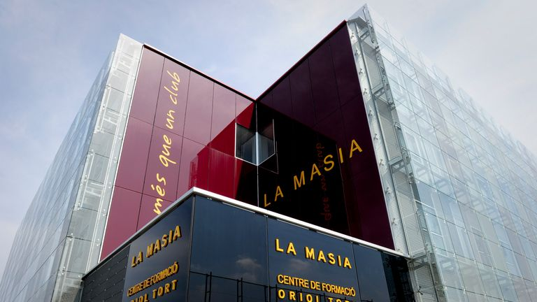 The majority of Barcelona's 77 signings will be part of the club's renowned La Masia academy