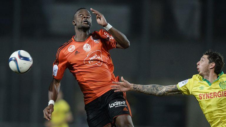 Lorient defender Lamine Kone joined Sunderland