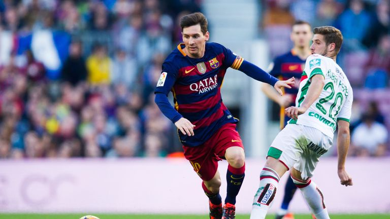 Lionel Messi could claim an unprecedented fifth Ballon d'Or on Monday