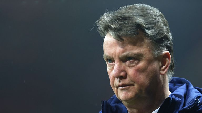 Louis van Gaal is under more pressure after the defeat to Southampton