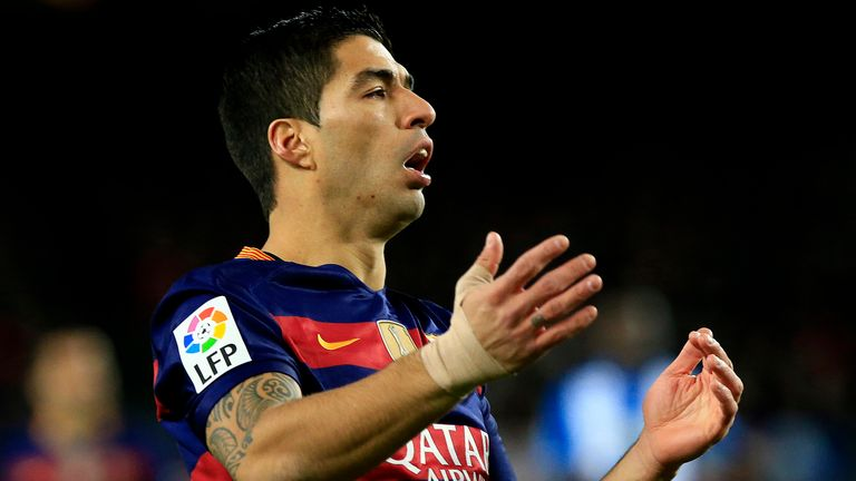 Barcelona's ban appeal allowed them to buy Luis Suarez from Liverpool