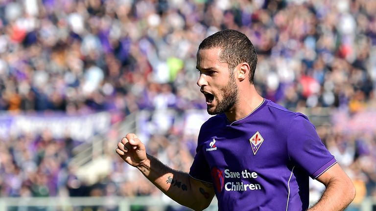 Mario Suarez made the move to Watford