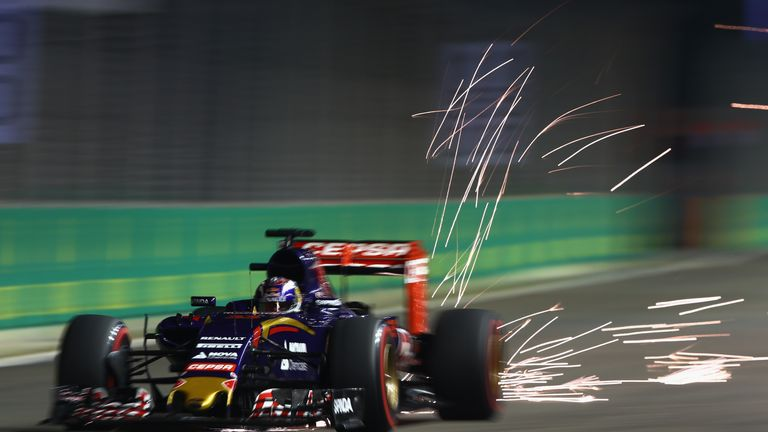 Toro Rosso's 2015 car proved one of the grid's most aerodynamically efficient