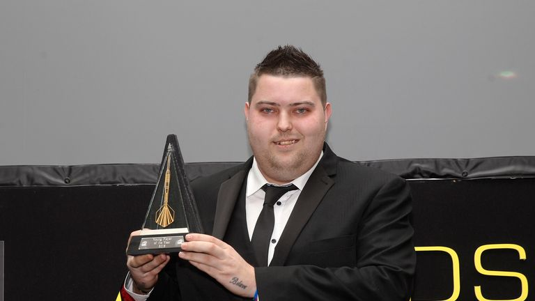 Michael Smith also scooped a PDC award