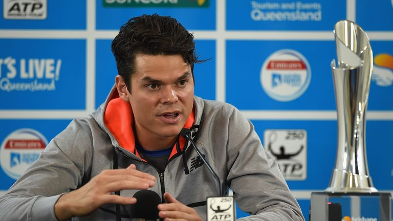 Raonic hopes this title will prove just the start of a successful 2016
