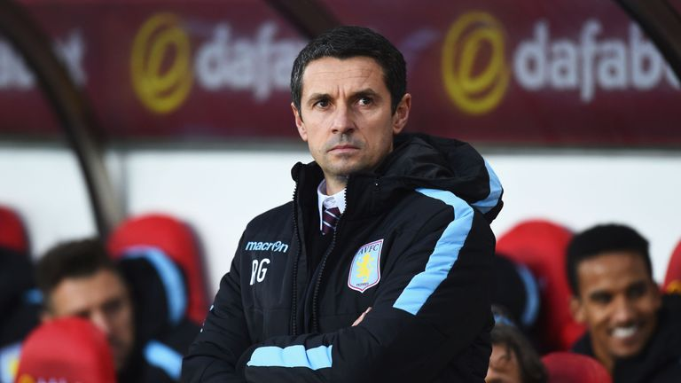 Remi Garde admits he is frustrated by the winter transfer market