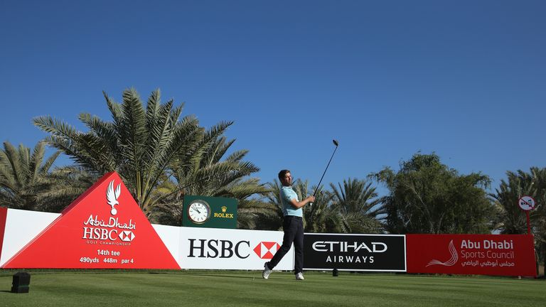Bbc sports kenny crawford previews the abu dhabi championship, where seven scots will be in european tour action