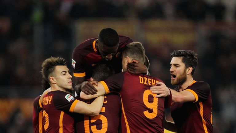 Stephan El Shaarawy scored on his Roma debut as the Giallorossi recorded a 3-1 victory over Serie A strugglers Frosinone