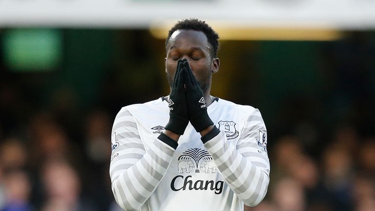Romelu Lukaku backed to get in the goals against Swansea