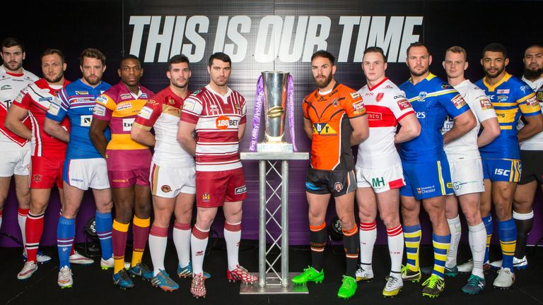rugby super league