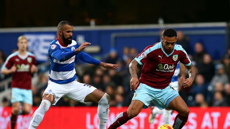 Sandro (L) has left Sky Bet Championship side QPR for West Brom