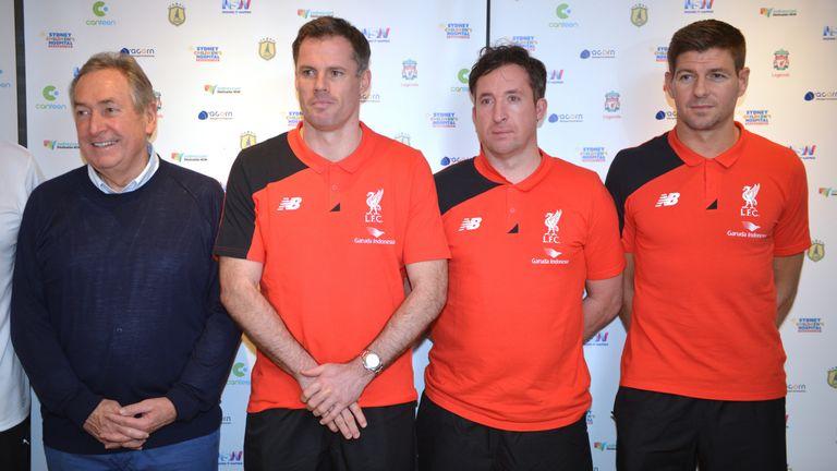 ¿Cuánto mide Robbie Fowler? - Real height Steven-gerrard-jamie-carragher-robbie-fowler-gerard-houllier-liverpool-legends_3396217