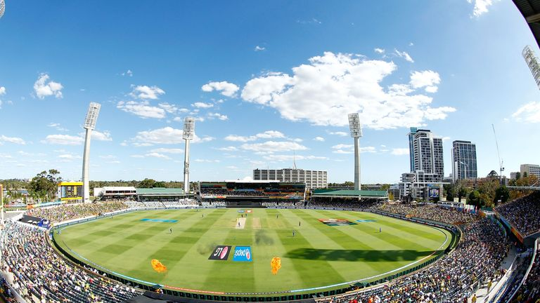 The WACA will host the third Ashes Test in Perth in December