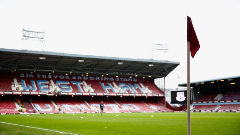 West Ham will move out of Upton Park at the end of the season