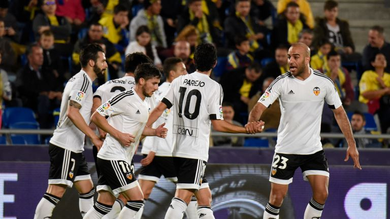 Valencia were beaten 7-0 by Barcelona in the first leg