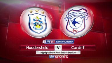 Huddersfield 2-3 Cardiff