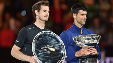Andy Murray and Novak Djokovic can take plenty of plaudits from their Australian Open showing