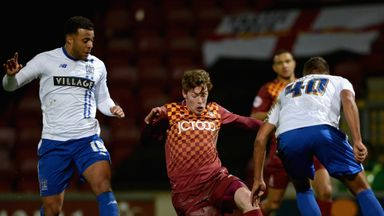 Luke James: Spent time on loan with Bradford last season