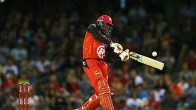 Chris Gayle will return to Somerset for the T20 Bash