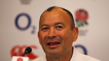 New head coach Eddie Jones wants to create a culture change within the England squad