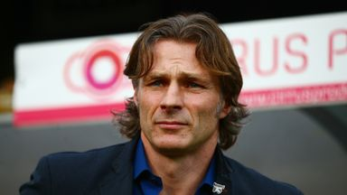 Gareth Ainsworth: Excited by his new addition
