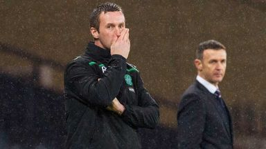 Celtic boss Ronny Deila has come in for criticism this season