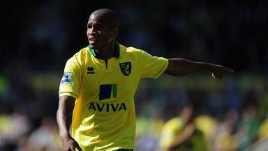Simeon Jackson played in the Premier League under Paul Lambert at Norwich