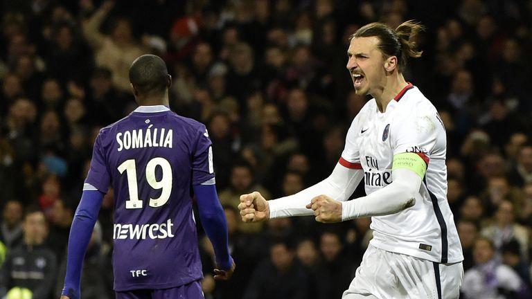 Video: Toulouse vs PSG