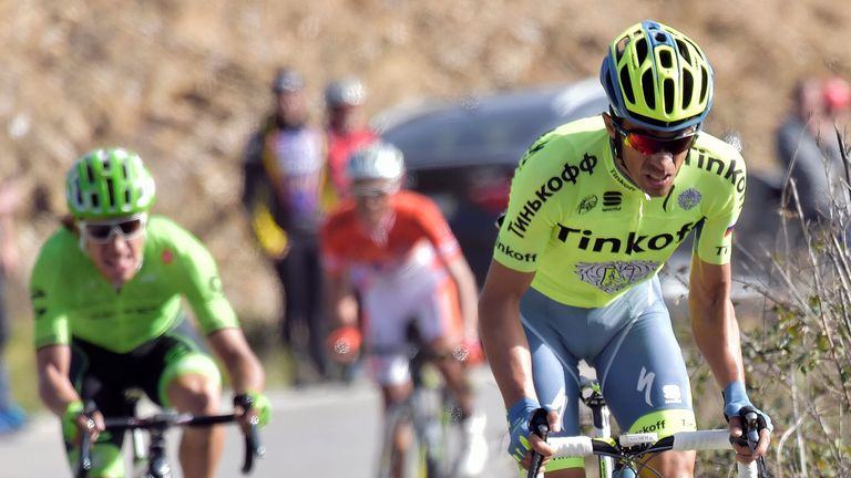 Contador is expected to retire at the end of the season