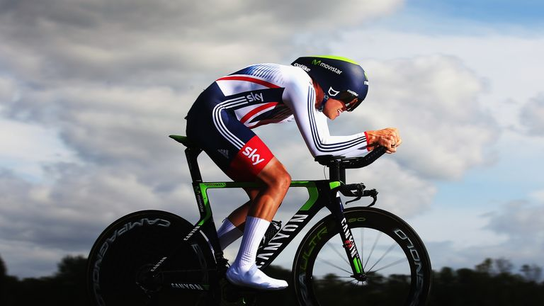 Alex Dowsett Beating Chris Froome To Olympic Tt Place Will Be