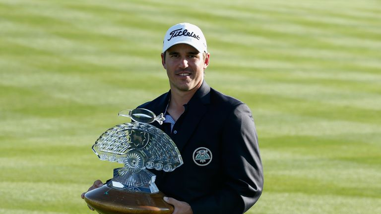 Kopeka claimed a one-shot victory at TPC Scottsdale last time around