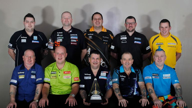 premiere league darts