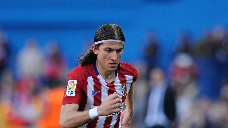 Atletico Madrid to appeal against Filipe Luis' three-game ... Felipe Luis