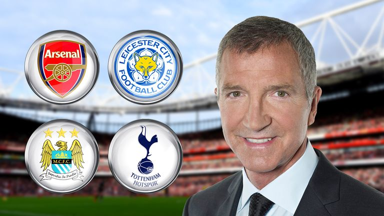 Graeme Souness looks ahead to Super Sunday