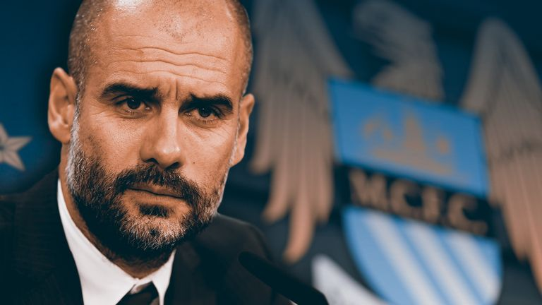 Guardiola will manage Manchester City next season