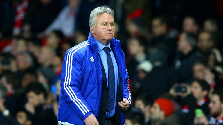 Chelsea boss Guus Hiddink says his players are motivated
